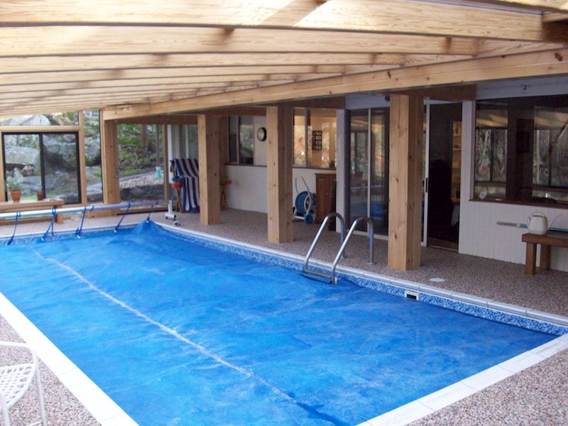 Indoor Pool Enclosure Maine